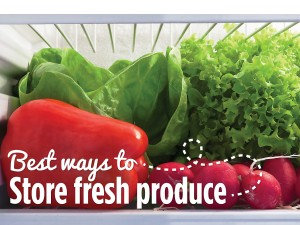 Best Ways to Store Fresh Produce