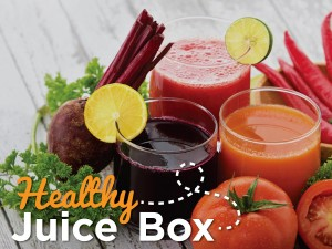 Healthy Juice Box