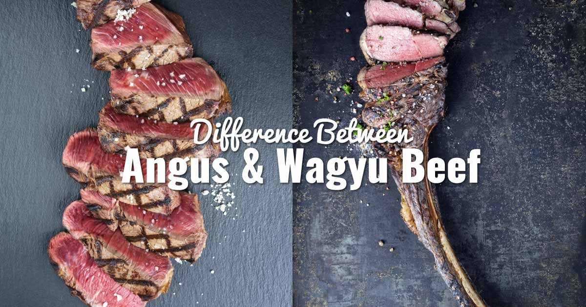 The Difference Between Angus and Wagyu Beef | Organic and