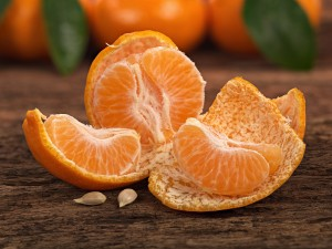 Ingredient of the Month: Mandarin