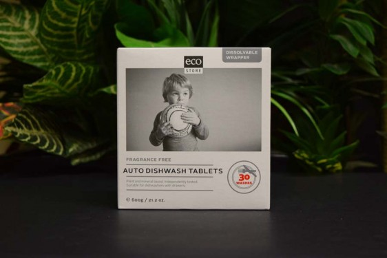 Eco Store Auto Dishwash Tablets (30 tabs)