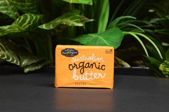ORG Australian Organic Butter (salted) 250g