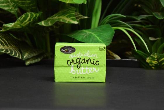 ORG Australian Organic Butter (unsalted) 250g