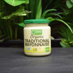 ORG Absolute Organic Mayonnaise 250ml