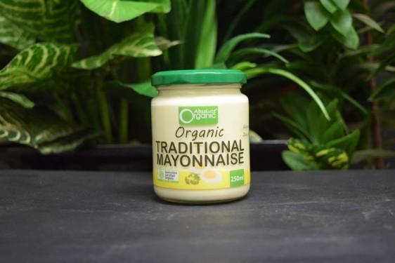 ORG Absolute Organic Mayonnaise 250ml