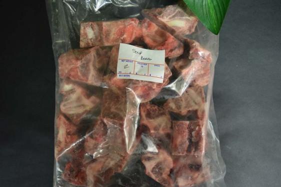 ORG Beef Bones 2kg