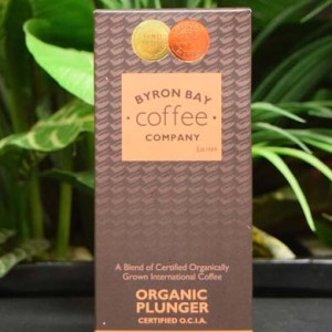 OOS Byron Bay Coffee Plunger Ground 250g