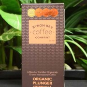 OOS Byron Bay Coffee Whole Beans 250g
