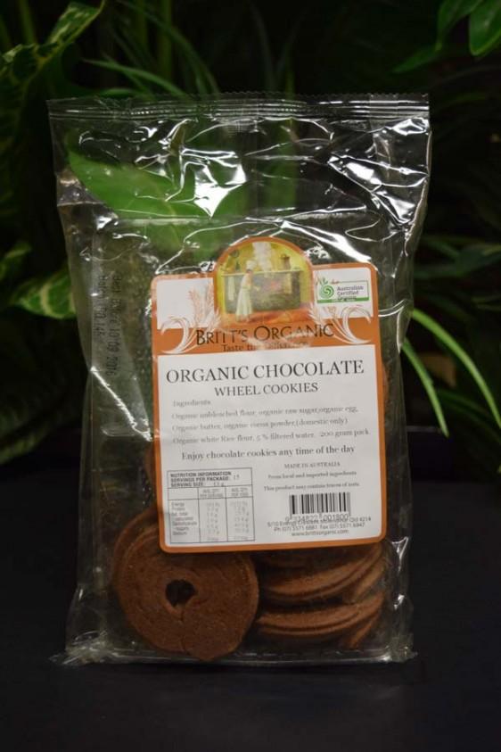 ORG Chocolate Cookies