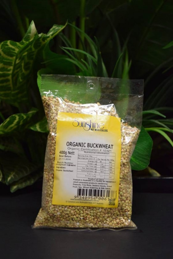 *OOS Buckwheat Grain 500g