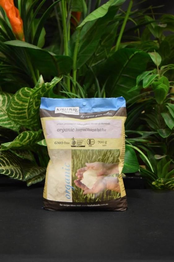 ORG Wholegrain Spelt Flour 1kg
