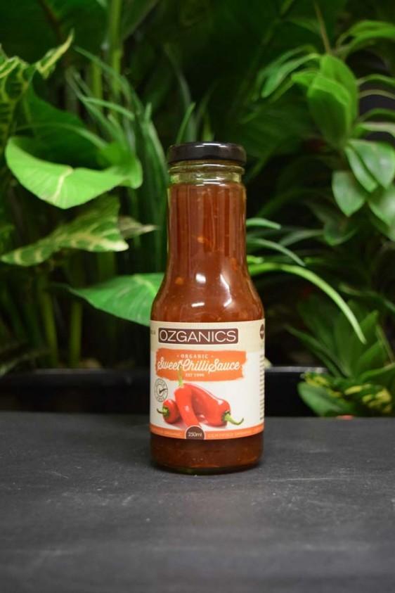 ORG G/F Sweet Chilli Sauce 250ml