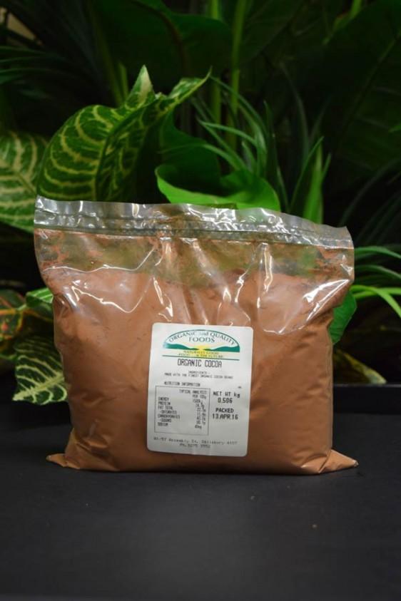 ORG Cocoa Powder 500g