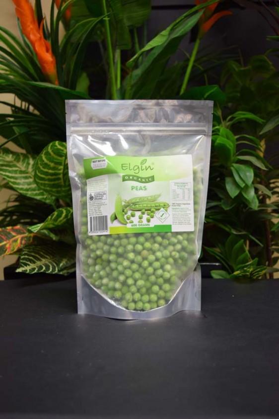 ORG Organic Frozen Peas 600g