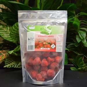 ORG Organic Frozen Strawberries 350g