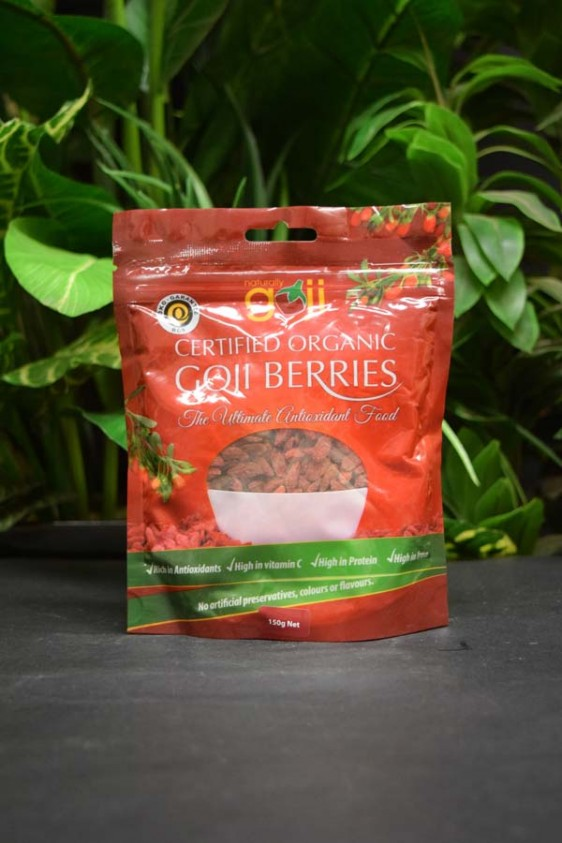 OOS Tibetan Goji Berries 150g