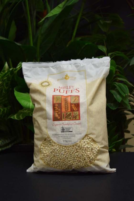 ORG G/F Millet Puffs 175g