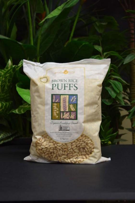 ORG G/F Rice Puffs 175g