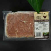 ORG I/F Chicken Mince (per kg) approx 450-600g