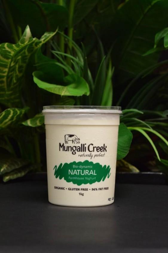 ORG Mungalli Natural Yoghurt 1kg