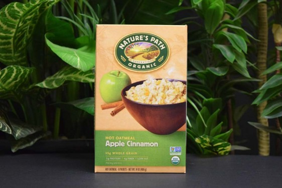 *OOS Hot Oatmeal Apple Cinnamon Flavour 400g