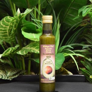 ORG Extra Virgin C/Pressed Avocado Oil 250ml