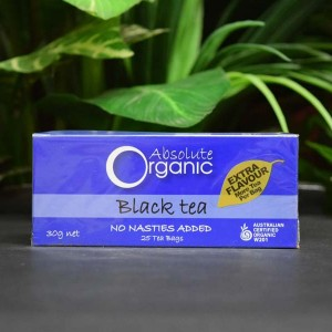 ORG Black Tea Bags (25) 30g