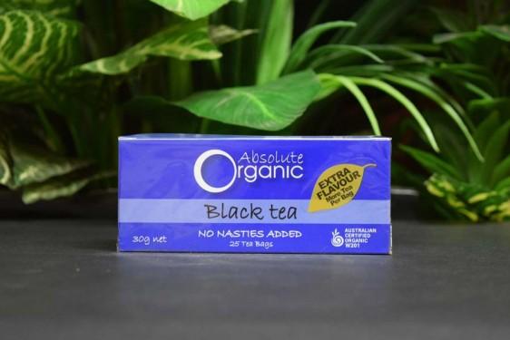 ORG Black Tea Bags (25) 30g