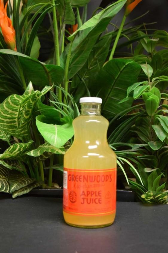 ORG BD Cloudy Apple Juice 1lt (Greenwoods)