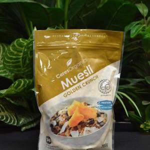 OOS Organic Golden Crunch Muesli 700g