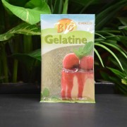 OOS Org Gelatine 20g (12 leaves white)