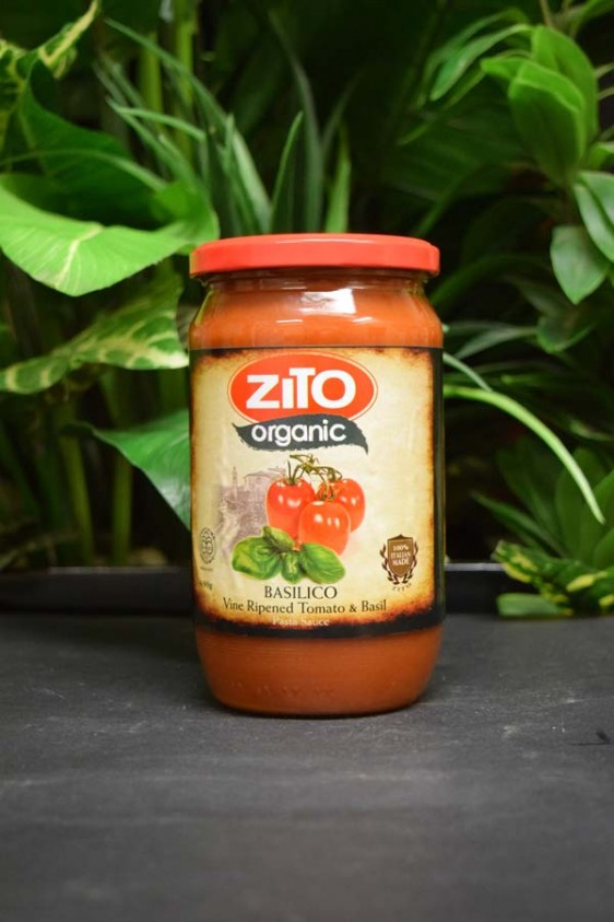 OOS Vine Ripened Tomato and Basil Sauce 690g