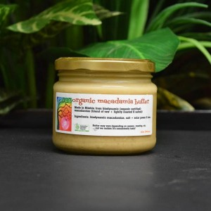 ORG Macadamia Nut Butter 300g