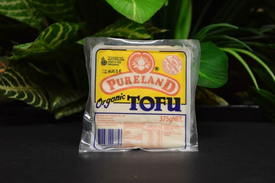 ORG Pureland Tofu 375g