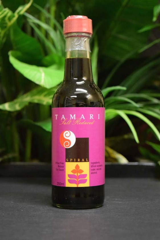 Tamari Salt Reduced 250ml