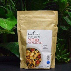 OOS Paleo Breakfast Mix 400g