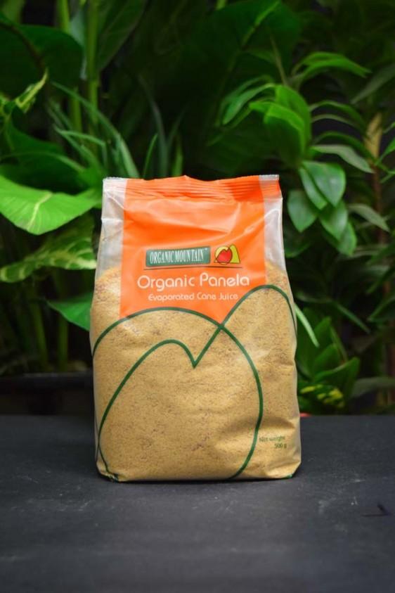 ORG Rapadura (Panela) Sugar 500g