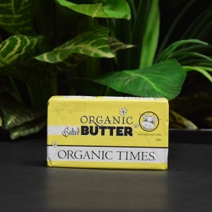 ORG Salted Creamery Butter 250g