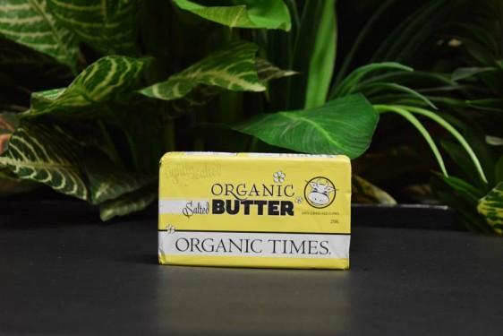 ORG Salted Creamery Butter 250g