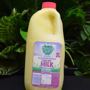 ORG FROZEN 2lt Mungalli Low Fat Milk