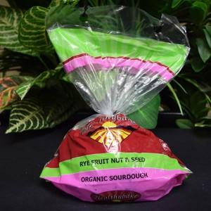 UO FROZEN Sourdough Rye Fruit NutandSeed Bread 650g