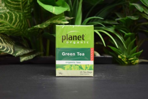 ORG Planet Green Tea (25)
