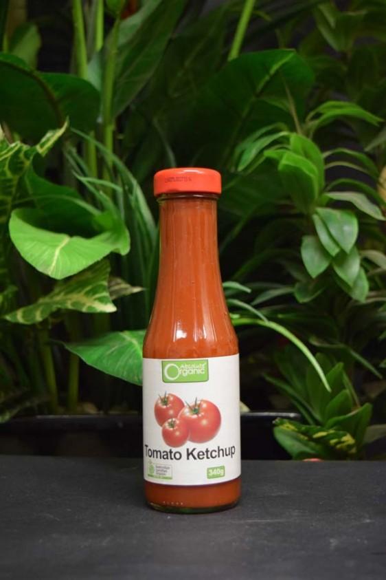 *ORG Tomato Ketchup 340g