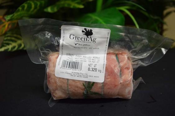 ORG Turkey Mini Roast (per kg)