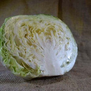 Cabbage Green HALF (ea)