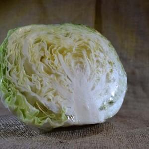 Cabbage Green HALF (ea)