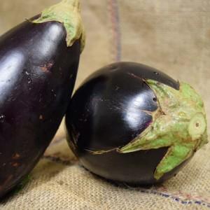 Eggplant MED (100g)