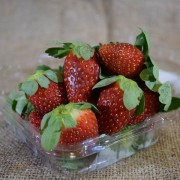Strawberries 250g (pnt)