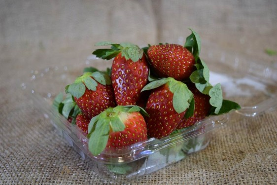 Strawberries 250g (pnt)