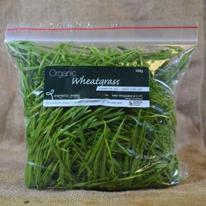 Wheat Grass 100g (bag)